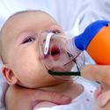 chambre d'inhalation pour bébé