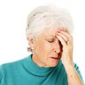 femme mal de tête
