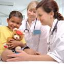 enfant et pédiatre