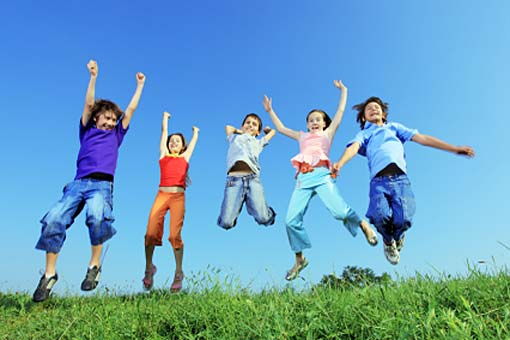 Les bienfaits du sport chez les enfants