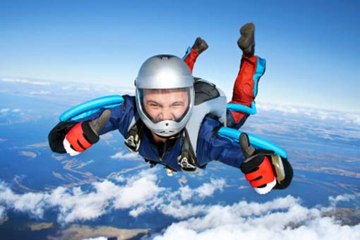 Parachutisme, parapente, delta