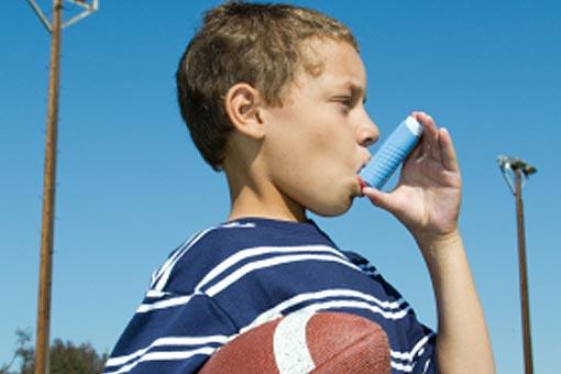 L'asthme des enfants au quotidien