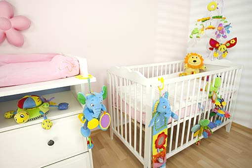 Sécuriser la chambre d'un enfant