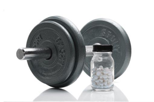 Les médicaments gênant la pratique du sport