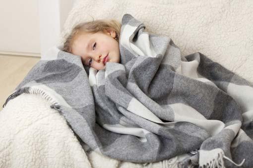 Que faire en cas de maladie contagieuse  de votre enfant ?
