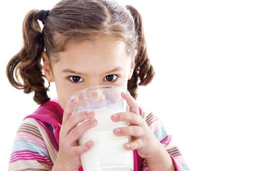 Allergie aux protéines du lait de vache