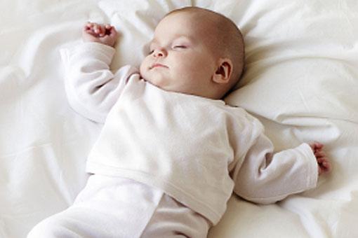 Comment dorment les nourrissons?