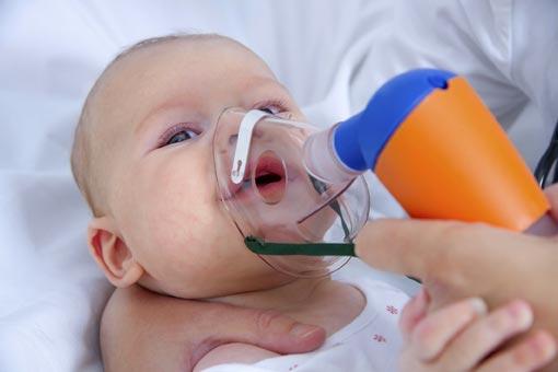 Utiliser une chambre d'inhalation