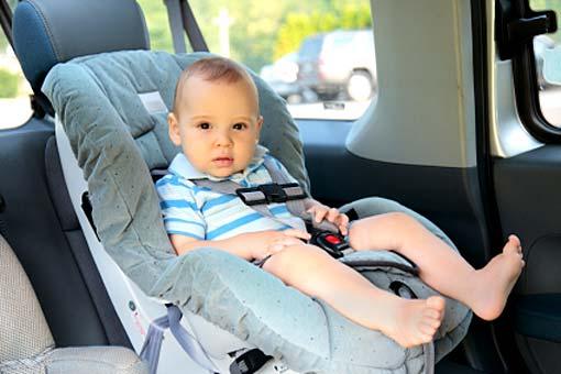 Equiper sa voiture pour protéger ses enfants