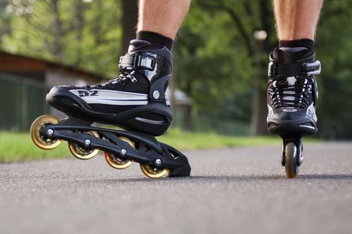 Roller, roller-blade et roller-skate