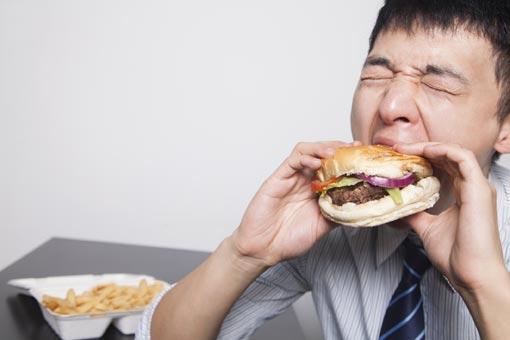 Les mauvaises raisons des adultes pour mal manger