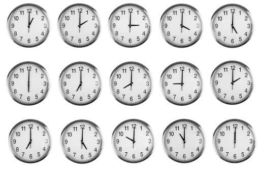 Que faire en cas de décalage horaire ?