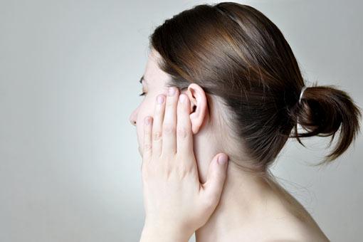 Otite et douleur d'oreille de l'adulte
