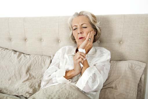 Gingivite, saignement de gencives et parodontite