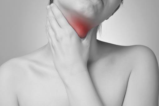 Cancer du nez, de la bouche et de la gorge