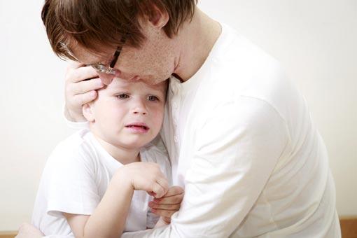 Douleur chez l'enfant
