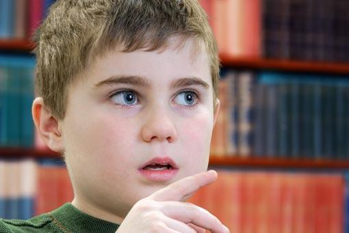 Les troubles de l'élocution chez l'enfant