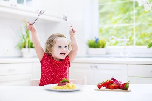 Les recommandations nutritionnelles chez l'enfant
