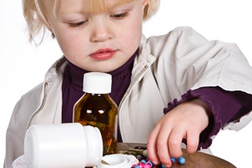 L'automédication chez les enfants