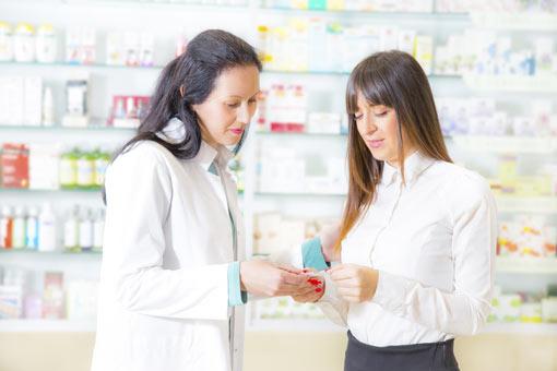 Les médicaments avec et sans ordonnance