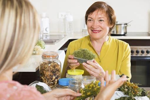 Phytothérapie et maladies chroniques