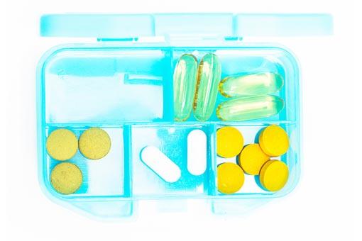 Emporter ses médicaments en voyage