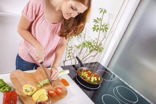 Comment cuisiner léger?