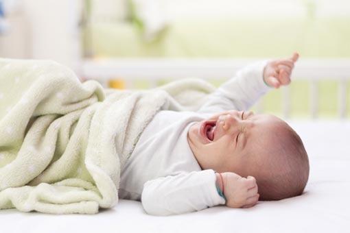 Pleurs du bébé