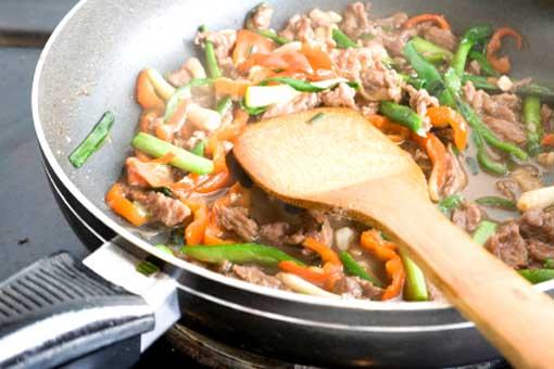 Quels sont les différents modes de cuisson?