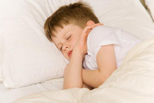 Comment dorment les enfants?