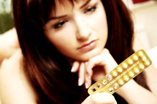Contraception féminine