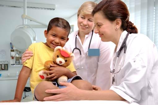 Comment fonctionne un service hospitalier de pédiatrie ?