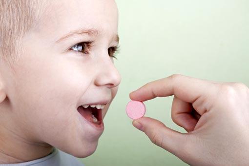Enfants et compléments alimentaires
