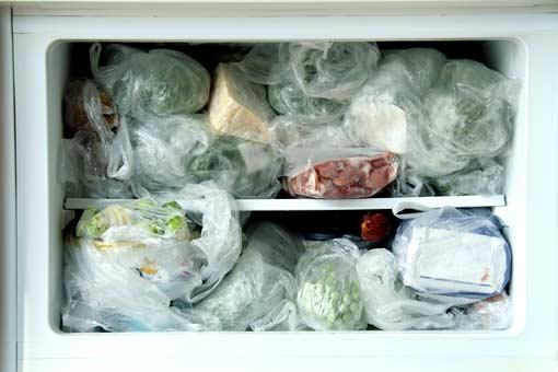Bien réfrigérer et congeler les aliments