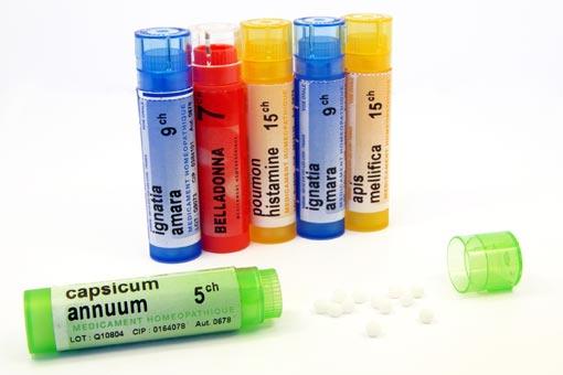 Bien utiliser les médicaments d'homéopathie