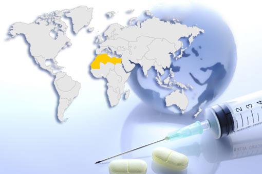 Conseils santé : Afrique du Nord dont Maroc