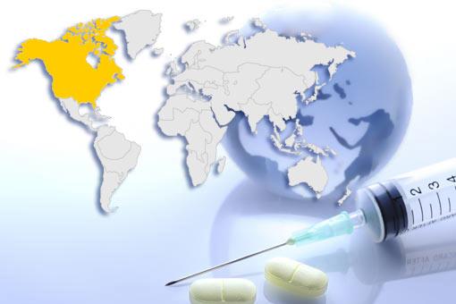 Conseils santé  : Amérique du Nord dont EU, Canada