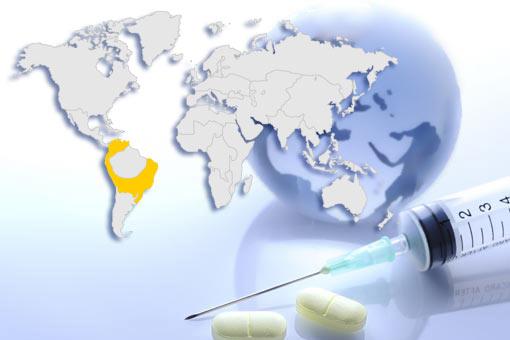 Conseils santé : Amérique du Sud dont Brésil