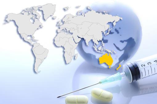 Conseil santé au voyageur : Australie et Nouvelle-Zélande