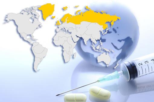 Conseils santé : Europe du Nord dont Islande
