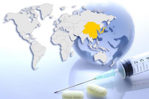 Conseils santé : Extrême-Orient dont Chine et Japon