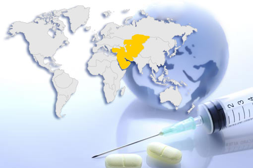 Conseils santé : Proche et Moyen-Orient dont Turquie